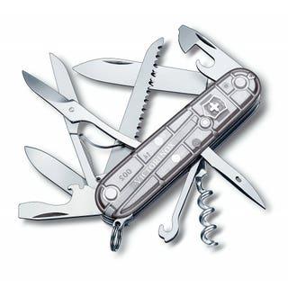Huntsman SilverTech Swiss Army Knife (Silver)