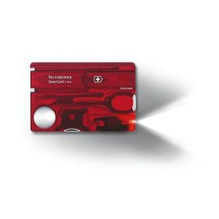 SwissCard Lite Pocket Tool - Range of Colours