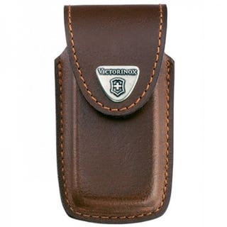 Leather Pouch Brown (5-8 layer)