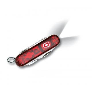 Midnite Manager Swiss Army Knife (Red Trans)