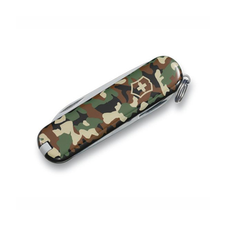 Classic SD Camouflage Swiss Army Knife