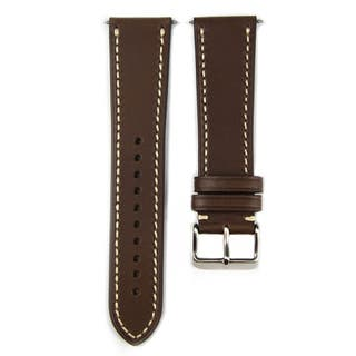Brown Leather Strap to fit Infantry Vintage Mecha