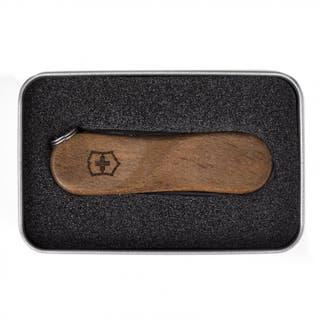 Executive Wood 81 Swiss Army Knife - Gift Box