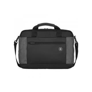 """Underground 16"""" Laptop Briefcase - Black"""