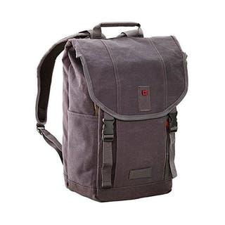 """Foix 16"""" Laptop Backpack with 12.9"""" Tablet Pocket - Grey"""