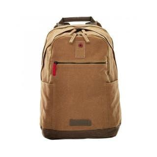 """Arundel 16"""" Laptop Backpack - Camel"""