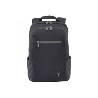 """CityFriend 16"""" Laptop Backpack with 12.9"""" Tablet Pocket - Black"""