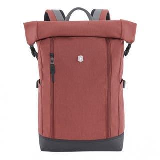 Altmont Rolltop Laptop Backpack - Burgundy