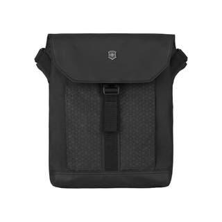 Altmont Original Flapover Laptop Shoulder Bag - Black