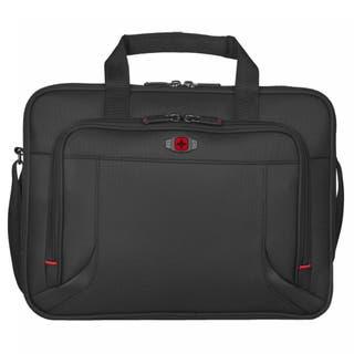 """Wenger Prospectus 16"""" Double Compartment Laptop Case"""