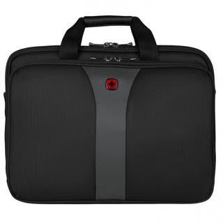 """Wenger Legacy 17"""" Triple Compartment Laptop Case"""