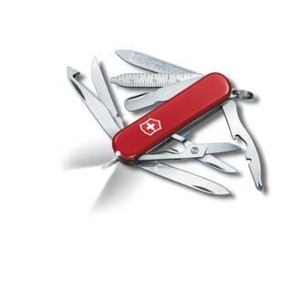 Midnite MiniChamp Classic Red Swiss Army Knife