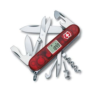 Traveller Swiss Army Knife - Jelly Red